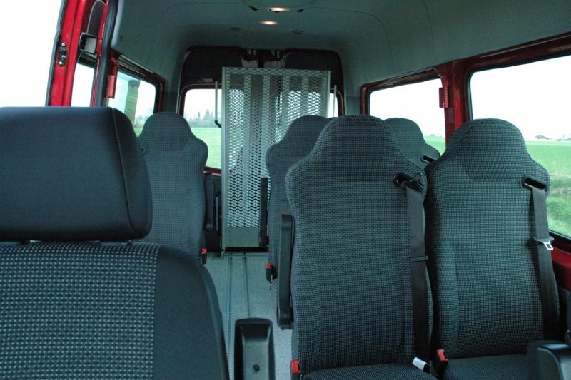 Intérieur sièges